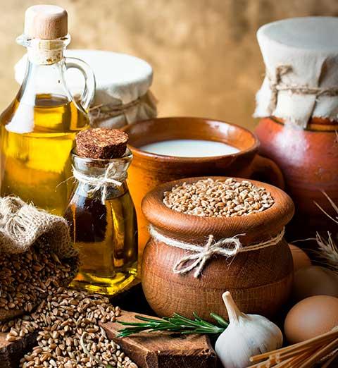 Натуральные продукты с доставкой от компании «Сельский Дворик»