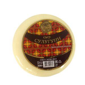 Сыр сулугуни по-домашнему 300 гр