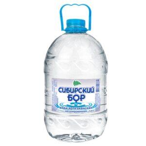 Вода питьевая без газа 5 л