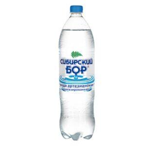 Вода питьевая без газа 1.5 л