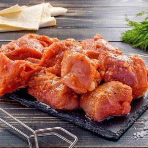 """Мясо для шашлыка """"По-домашнему"""""""