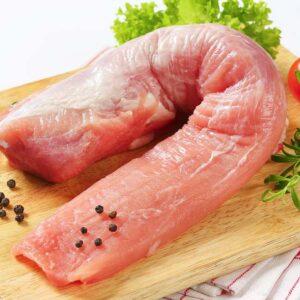 Вырезка из свинины