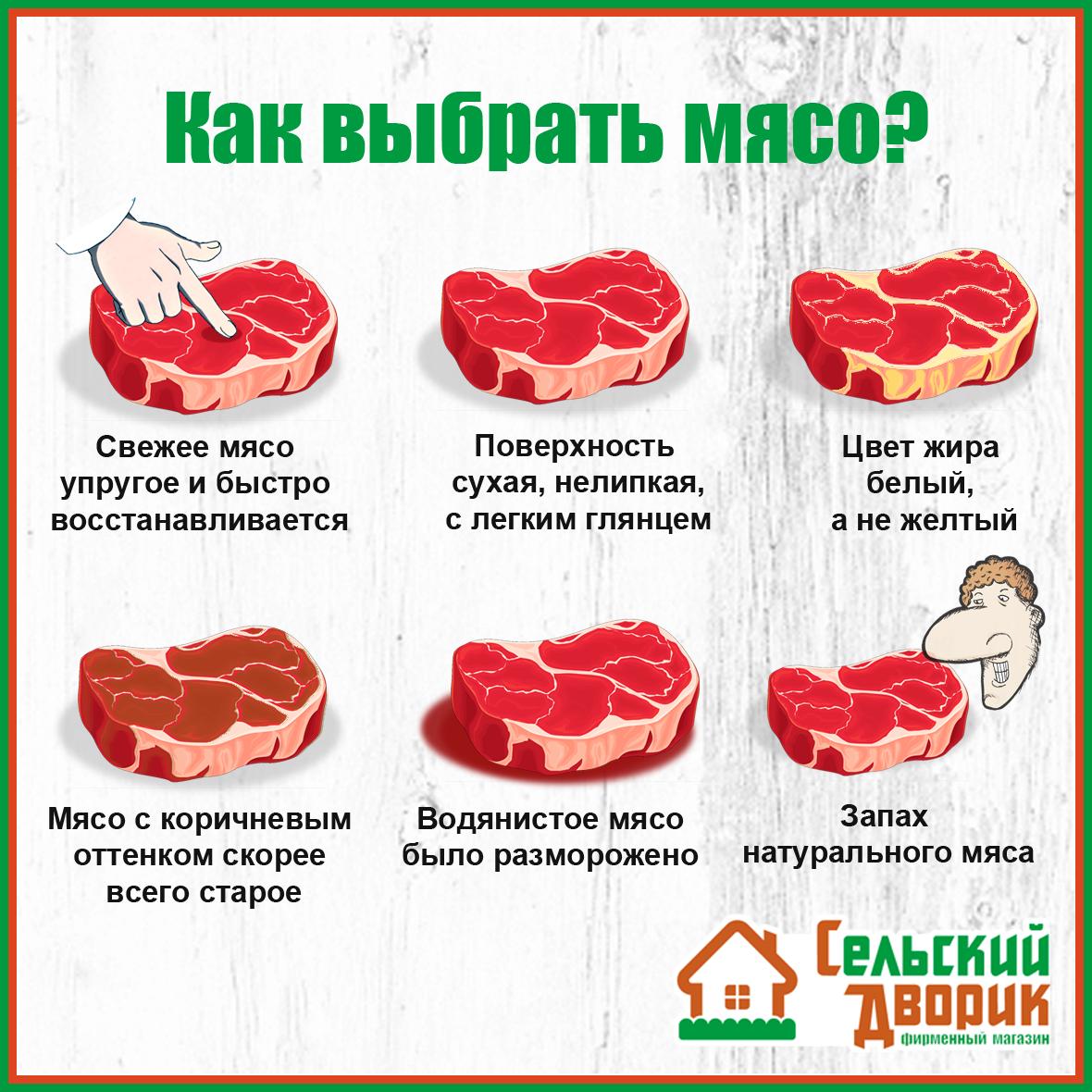Олимп и Ялуторовский мясокомбинат - тут свежее мясо свинины и говядины. Читай как выбрать мясо